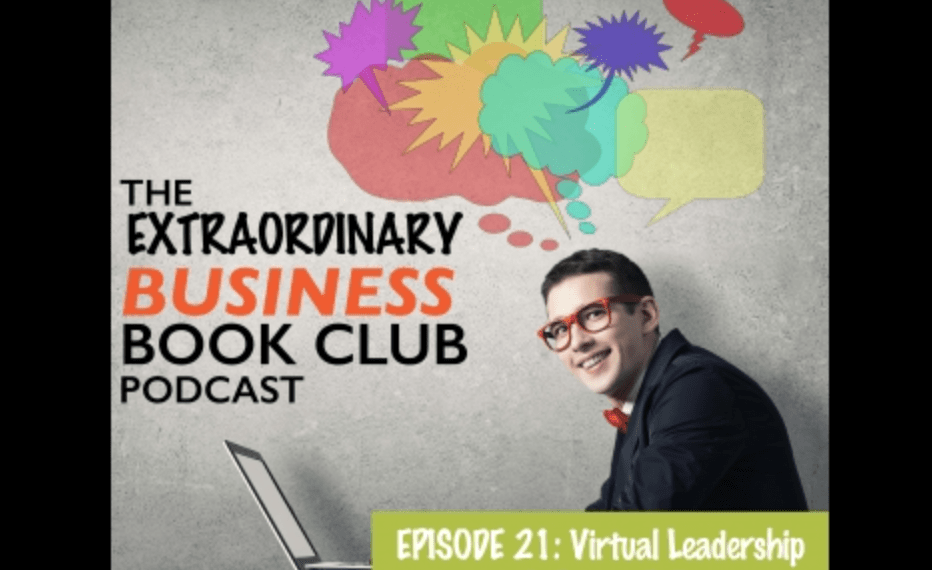 Virtual Leadership Podcast with Alison Jones
